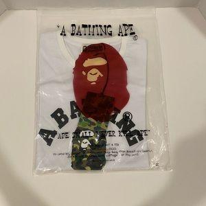 New✨A Bathing Ape Camo T-Shirt
